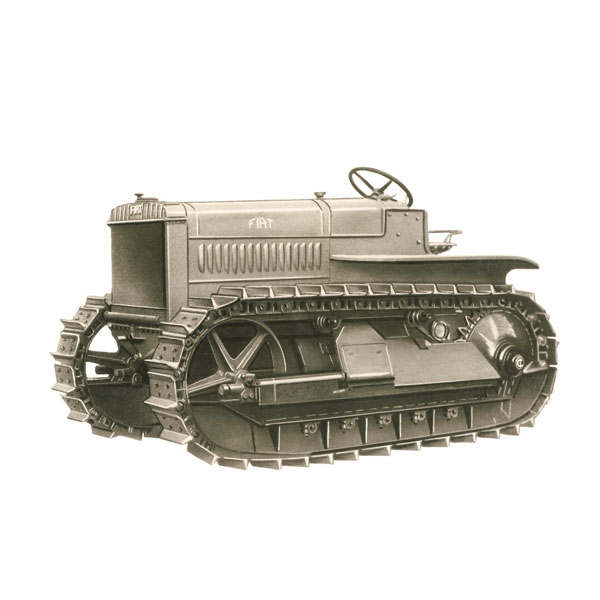 700c-first-crawler-tractor-produced-europe-new-holland-agriculture-history-1932