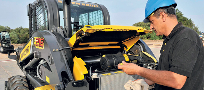 skid-steer-loader-easy-maintenance